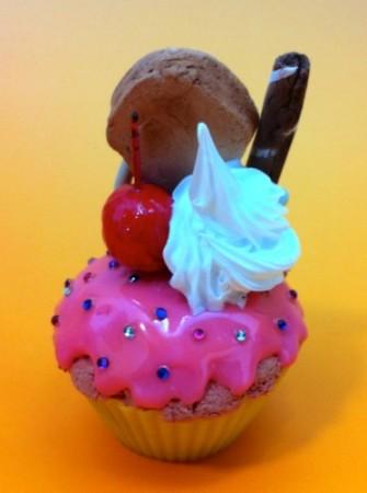 【フィギュア作り】スイーツデコの製作手法で作るクッキーなめこのフィギュア Vol.2_23