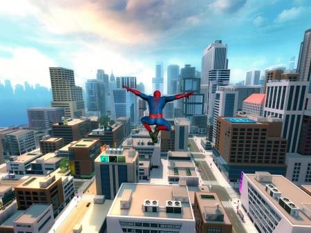 ゲームロフトとマーベル、映画「アメイジング・スパイダーマン2」の公式スマホゲームを配信決定2
