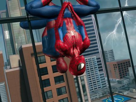 ゲームロフトとマーベル、映画「アメイジング・スパイダーマン2」の公式スマホゲームを配信決定1