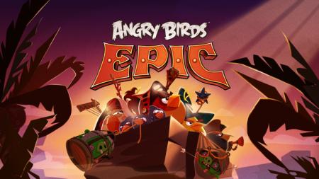 Rovio、Angry Birdsシリーズの最新作「Angry Birds Epic」のiOS版をカナダ・オーストラリア・ニュージーランドでリリース プレイ動画も公開1