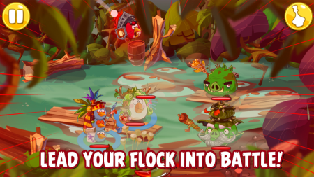 Rovio、Angry Birdsシリーズ最新作「Angry Birds Epic」にて日本限定の特典付き事前登録受付を開始2
