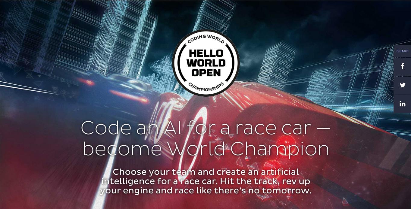 フィンランドでまた新たな世界選手権が開催決定 4/14より国別対抗プログラミング大会「Hello World Open-2014」を実施