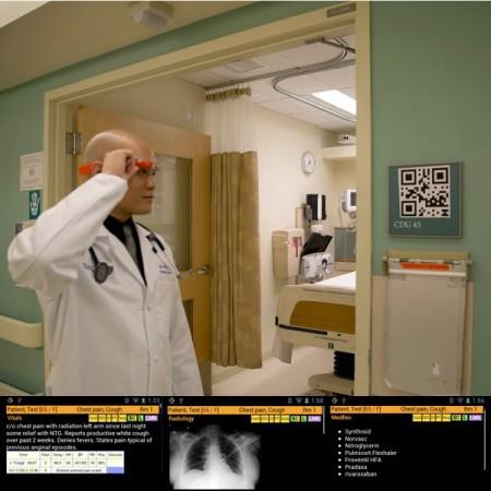 米ボストンの病院、業務にGoogleのスマートグラス「Google Glass」を導入