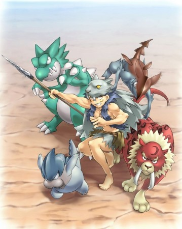 MMORPG「StoneAge」がスマホで復活! CJインターネットジャパン、「ストーンエイジ Mobileの事前登録受付を開始3