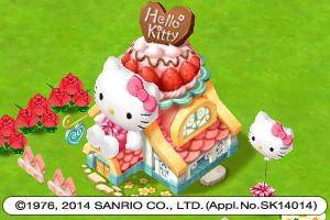 WeMade Online、スマホ向け島育成ゲーム「ロリポップ☆あいらんど」にてハローキティとコラボ2