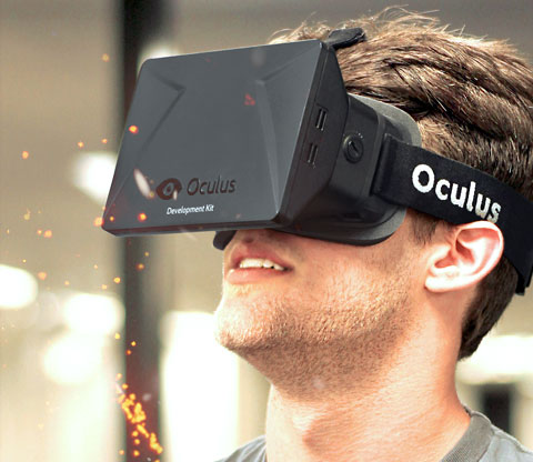 Facebook、VRヘッドマウントディスプレイ開発のOculus VRを20億ドルで買収1