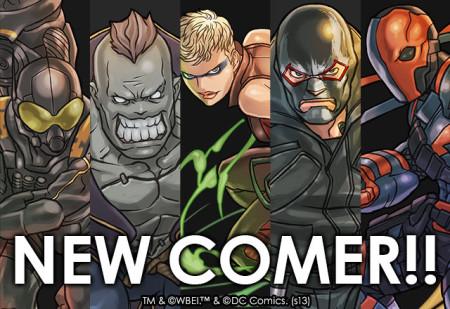 新キャラも登場! ガンホー、「パズル&ドラゴンズ」にて3/17より「バットマン」シリーズとのコラボを再び実施2
