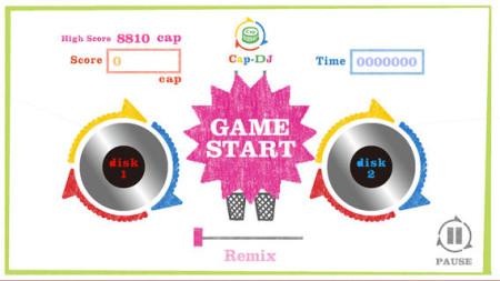 リサイクル意識を向上! カヤック、ペットボトルのキャップで遊べる新感覚スマホゲーム「Cap DJ」 をリリース3