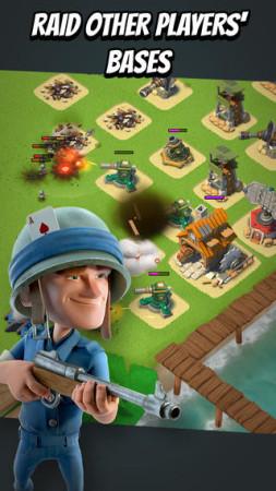 Supercell、スマホ向け最新タイトル「Boom Beach」を正式リリース 日本からもプレイ可能3