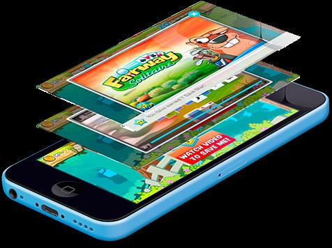 スマホ向けゲーム広告プラットフォームのChartboost、動画視聴型サービス「Chartboost Video」と仮想アイテム広告「Chartoost InPlay」を提供開始1