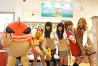 セガネットワークス、スマホ向けパズルRPG「ぷよぷよ!!クエスト」と「Popteen Café」のコラボ企画を実施1