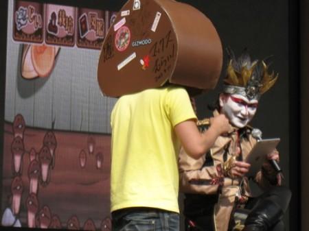 【レポート】なめこ初のファンミーティングイベント「なめこ大集合!デーモン閣下と地獄の集会」がメタラー的にも大満足だった件19