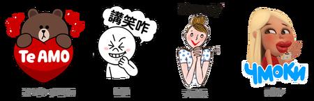 LINE、早くも4億ユーザーを突破 うち日本国内ユーザーは5000万人2