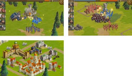 KLabが名作RTS「Age of Empires」シリーズのスマホ向け最新作「Age of Empires: World Domination」のティザーサイトをオープン2