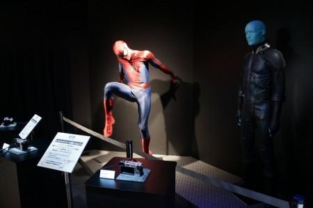 ソニービル、映画「アメイジング・スパイダーマン2」公開を記念しスパイダーマンの世界観を4K映像やARで体験できるイベントを実施2