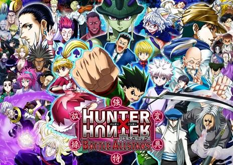 バンダイナムコゲームス、「HUNTER×HUNTER」のスマートフォン向けゲームアプリ「HUNTER×HUNTER バトルオールスターズ」の事前登録受付を開始1