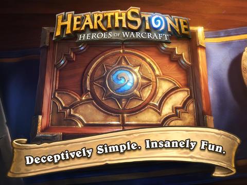 Blizzard、WoWのカードバトル版「Hearthstone: Heroes Of Warcraft」のiPad版を日本を含む全世界にてリリース1