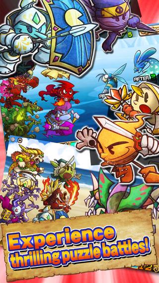 グリーとバンダイナムコゲームス、「パックマン」のスマホ向けパズルRPG「パックマンモンスターズ」を英語圏でも提供開始1
