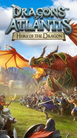 Kabam、ソーシャルゲーム「Dragons of Atlantis: Heirs of the Dragon」にて俳優のウィル・ウィトンとコラボ