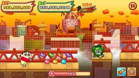 ブシロードとアプリカ、ブシモにて「クレヨンしんちゃん」のスマホゲーム「クレヨンしんちゃん 嵐を呼ぶ 炎のカスカベランナー!!」を配信決定3