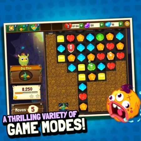英Mind Candy、Facebookにて子供向け仮想空間「Moshi Monsters」をモチーフとしたパズルゲームを提供開始2