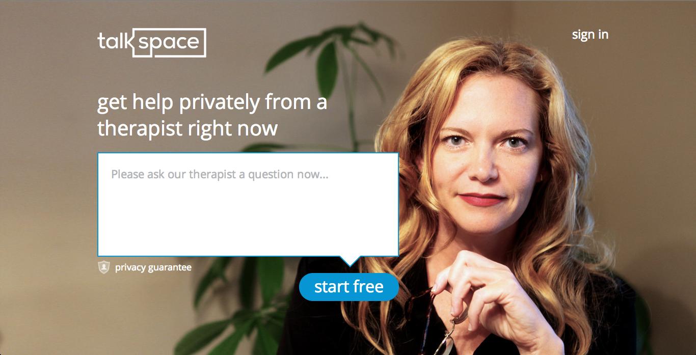 チャットでメンタルヘルスケアを行うTalkspace、ソフトバンクキャピタルらから250万ドルを調達