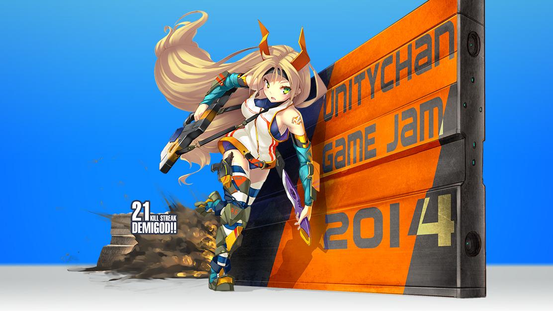 Unity Japan、4都市にて公式キャラ「ユニティちゃん」をテーマにしたゲーム開発イベントゲーム開発イベント「ユニティちゃんゲームジャム2014」を開催1