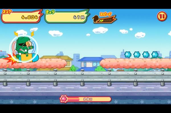 「クレヨンしんちゃん」のスマホゲーム「クレヨンしんちゃん 嵐を呼ぶ 炎のカスカベランナー!!」、250万ユーザーを突破1