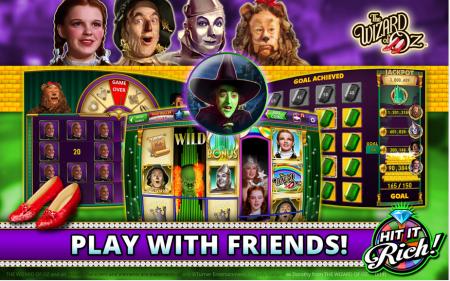 Zynga、人気スロットゲーム「Hit It Rich! Casino Slots」のAndroid版をリリース1