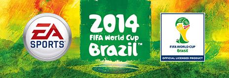EA SPORTS、日本のプレイヤーのためだけにカスタマイズされたスマホ向けサッカーゲーム「EA SPORTS 2014 FIFA WORLD CUP BRAZIL ワールドクラスサッカー」をリリース1