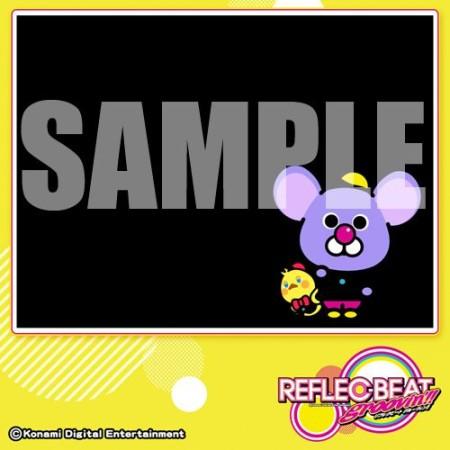 KONAMI、アーケード向け音楽ゲーム「REFLEC BEAT groovin'!! 」の告知にARポスターを活用2