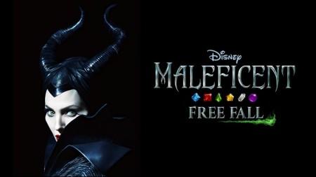 ディズニー、映画「マレフィセント」のスマホゲーム「Maleficent Free Fall」をリリース1