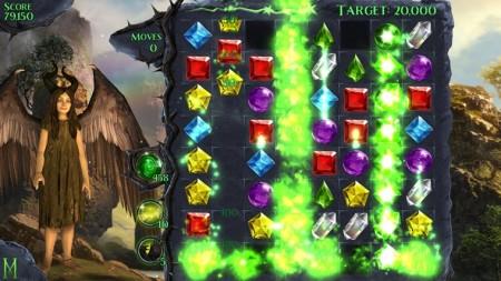 ディズニー、映画「マレフィセント」のスマホゲーム「Maleficent Free Fall」をリリース3