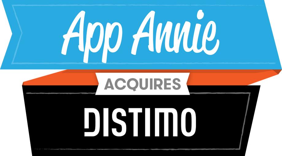 スマホアプリ分析のApp Annie、調査会社のDistimoを買収すると共に1700万ドルを調達