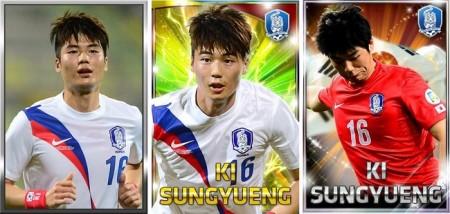 アクロディアコリア、韓国版mobcastにてKFA公式ライセンスソーシャルゲーム「サッカー韓国代表2014ヒーローズ」を提供開始4