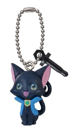 コロプラ、スマホ向けクイズRPG「クイズRPG 魔法使いと黒猫のウィズ」の商品化第3弾として6/24にガシャポンをリリース3