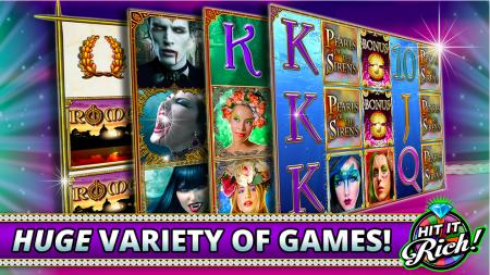 Zynga、人気スロットゲーム「Hit It Rich! Casino Slots」のAndroid版をリリース3
