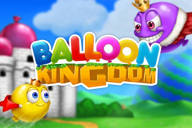 クルーズ、スマホ向け横スクロールアクションゲーム「BALLOON KINGDOM」のAndroid版もリリース プレイ動画も公開