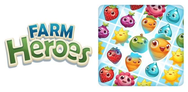 King、人気パズルゲーム「FARM Heroes」の日本語版をリリース