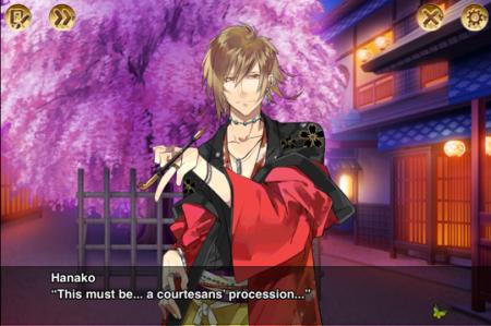 ディースリー・パブリッシャー、iOS向け恋愛ゲーム「逆転吉原」にて英語版と中国語版をリリース2