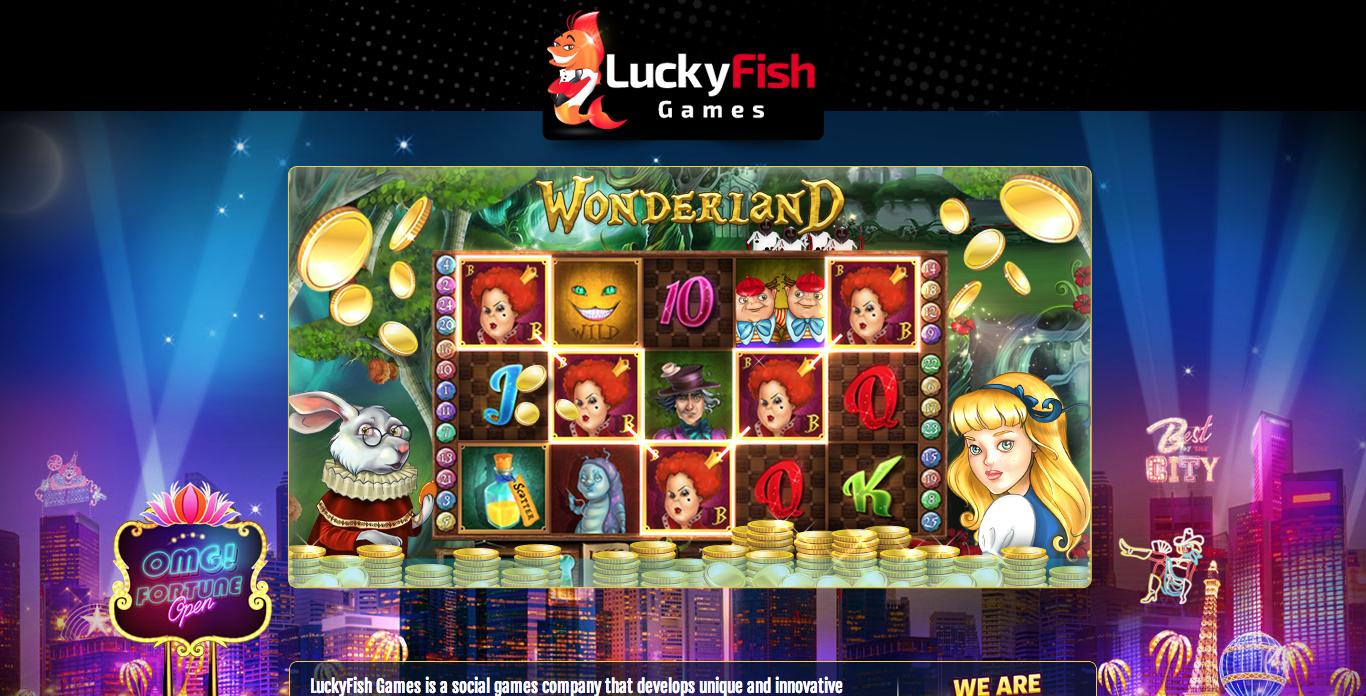 イスラエルのソーシャルゲームディベロッパーのLuckyFish Games、160万ドルを調達