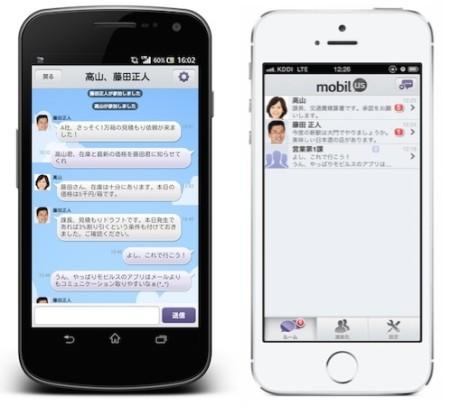 モビルス、ゲームなどの既存サービスに組み込めるスマホ向けメッセージングシステム「KONNECT」を提供開始1