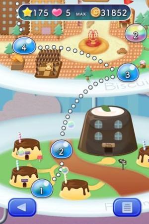 コーエーテクモゲームス、パズルゲーム「でろーん」シリーズの最新作をauスマートパスにて提供開始3