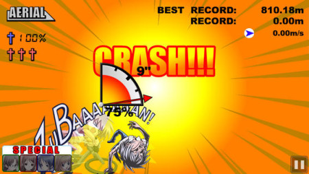 more gamesとメ ディアシースリー、PC向け人気アクションゲーム「CROSS†CHANNEL」のスマホ版「NANACA†CRASH!!」をリリース2