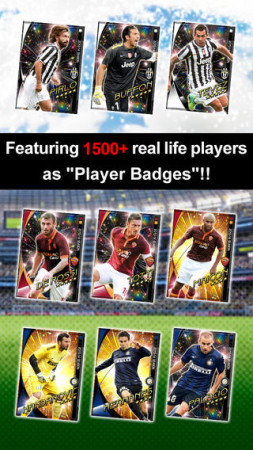 KONAMI、スマホ向けサッカーシミュレーションゲーム「ワールドサッカーコレクションS」の海外版「PES MANAGER」をリリース2