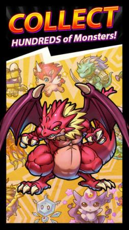 セガネットワークス、海外向けにスマホ向けコイン落としとソーシャルRPG「ドラゴンコインズ」の英語版をリリース2