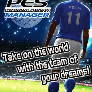 KONAMI、スマホ向けサッカーシミュレーションゲーム「ワールドサッカーコレクションS」の海外版「PES MANAGER」をリリース
