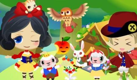 マーベラスAQL、ソーシャルゲーム「牧場物語 for dゲーム」にて「ひつじのしつじくん」とコラボ1