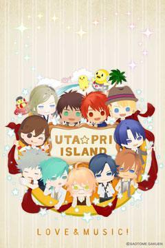 「うたの☆プリンスさまっ♪」のスマホゲーム「うた☆プリアイランド」SRブロマイドがもらえる事前登録受付を開始!3
