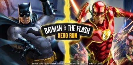 グリーの英語圏向けソーシャルゲーム「Batman & The Flash: Hero Run」、リリースから20日間で200万ダウンロードを達成1